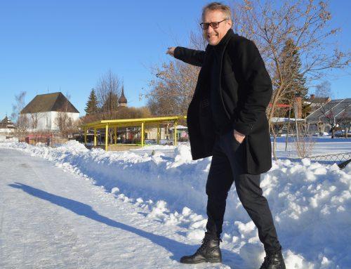 Begravningsentreprenören utmanar Svenska Kyrkan på stafett!