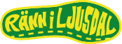 Ränn i Ljusdal Logotyp