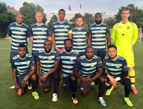 Kongo United utmanar alla fotbollsklubbar i Ränn i Ljusdal!