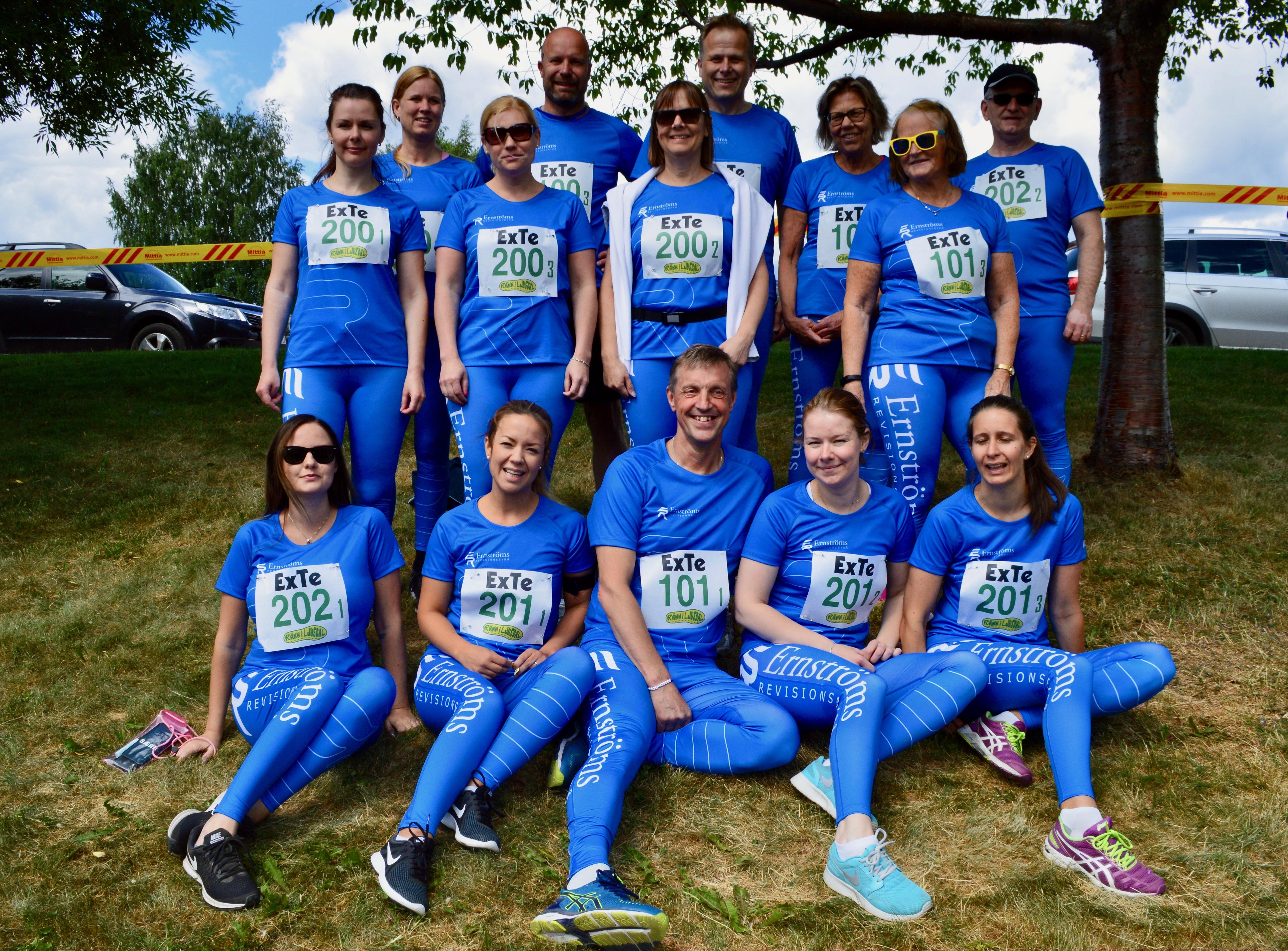 Ränn i Ljusdal: Foton & Resultat