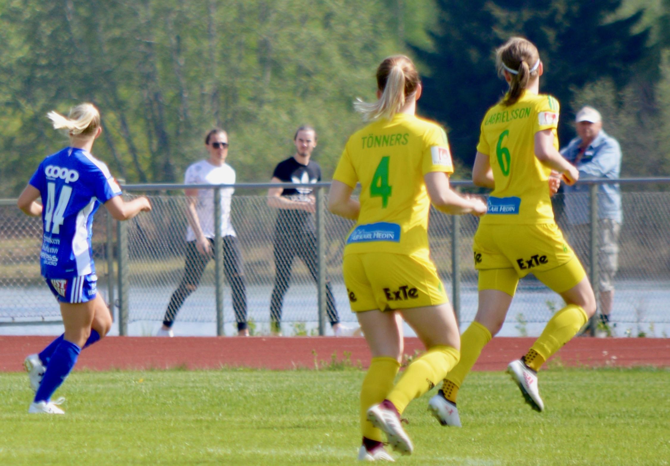 4 dagar kvar till Ränn i Ljusdal! Intervju med Kongo United.